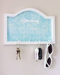 home sweet home key holder key holder ideas wall key holder