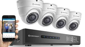 Best Home Security Camera System Consumer Reports with DVR ✅Best The Gander