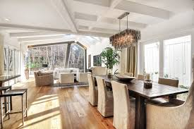 enchanting rectangular dining room chandelier with within designs 8