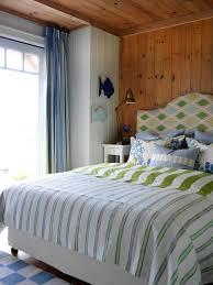 Beach Inspired Bedding Coastal Inspired Bedrooms Hgtv