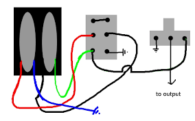 series parallel wiring help please com depending on your on on on switch type i think this diagram will make the middle position single coil neck coil mode
