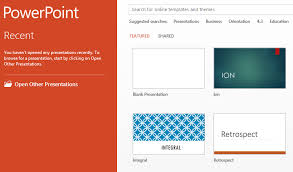 Powerpoint 2013 Template Location Powerpoint Templates Cwru