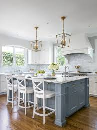 traditional kitchen design. Traditional Kitchen Ideas - Example Of A Classic L-shaped Dark Wood Floor And Brown Design