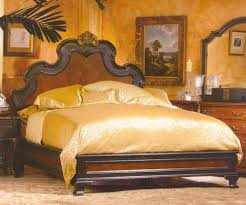 tuscan style bedroom furniture. hekman tuscan estates venetian california king bed style bedroom furniture