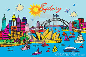 Image result for cartoon picture of Australia