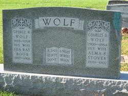 Ida Ray Boob Wolf (1887-1956) - Find A Grave Memorial