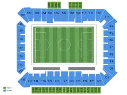 Talen Energy Stadium Seating Chart And Tickets Formerly