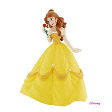 Belle Beauty And The Beast Disney Princess Cake Topper The Cake