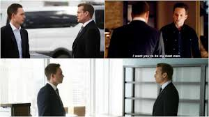 suits harvey specter office. Mike And Harvey Suits Specter Office