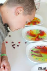 the science behind the skittles science activity