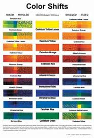 Artist Color Mixing Chart 59 Best Color Mixing Images In 2019 Color Mixing Color