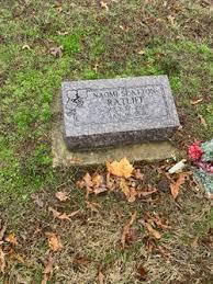 Naomi Eunice Slatton Ratliff (1925-2016) - Find A Grave Memorial
