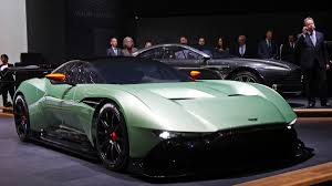 Up Close With Aston Martin S Vulcan Supercar And Electric Dbx Concept The Verge