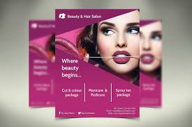 Templates For Brochures Free Download Hair Salon Brochures Grand Opening Flyer Ideas Psd Free