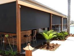 coolaroo outdoor shades. Coolaroo Exterior Shades Blinds Outdoor Porch Black Blackout For Home With Sun Shade Parts A