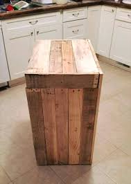 outdoor trash can rack pallet kitchen trash can holder pallet ideas pallet kitchen trash bin outdoor