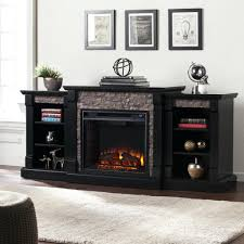 stone electric fireplace elegant stone electric fireplace heater faux flame pebbles built in