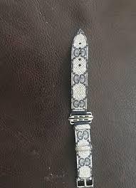 gucci apple watch band. gucci apple watch band 42mm. authentic (bape,yeezy,) g