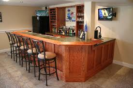 basement bar countertop ideas small budget small