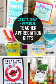 20 fantastic teacher appreciation gifts these gift ideas are cute and practical