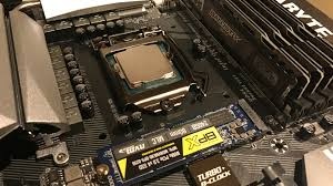 my 4k editing pc build motherboard