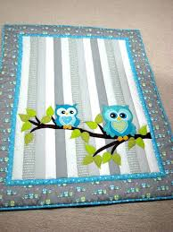 Owl Baby Quilt Pattern