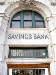 448 words short essay on savings banks