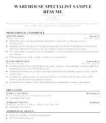 Resume Skills Examples List Bunch Ideas Of Resume Skill Examples