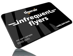 Dark Flyer Tigerair Launches Infrequent Flyer Club Australian Business
