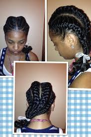 natural hair braided hairstyles