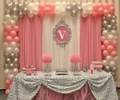 Princess baby shower party backdrop and dessert table! See more party  planning ideas at CatchMyParty