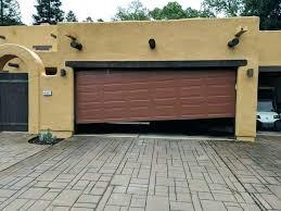 garage door opener adjust automatic garage door