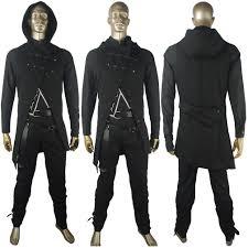 Dishonored 2 Corvo Attano cosplay costume halloween costume make ...