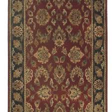 2 6 x 15 10 persian style wool runner rug 13643