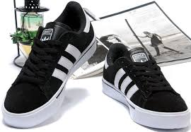 adidas shoes black and white low top. classic-fit adidas originals campus 2020 series bs8_ol-hwtj men\u0027s shoes black white and low top