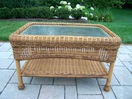 cane coffee table with glass top cane coffee table with glass top large size of coffee