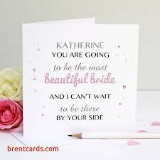 Beautiful Bride To Be Quotes Best of Congratulations Quotes For Wedding Card Personalised Beautiful Bride