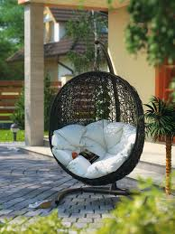 ideas patio furniture swing chair patio. Modway Outdoor - Cocoon Patio Swing Chair Ideas Furniture O