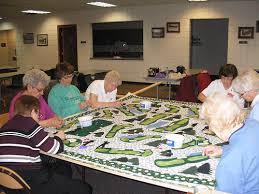 Area quilters create an 18-hole golf-course quilt - The Newsleader & Area quilters create an 18-hole golf-course quilt Adamdwight.com