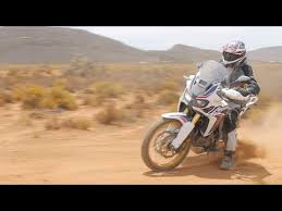 Africa Twin For The Win! 2016 <b>Honda CRF1000L Africa</b> Twin ...