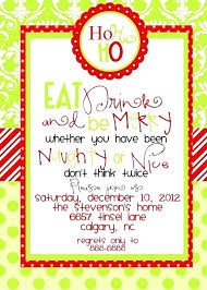 Company Christmas Party Invite Template Employee Christmas Party Invitation Template Elegant Party Invite