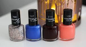 misslyn nail polish in canada