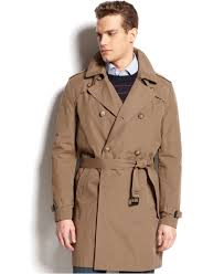 gallery previously sold at macy s men s car coats men s oversized trench