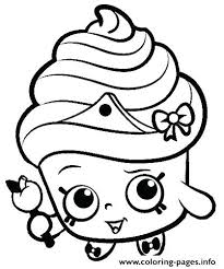 Coloring Pages That You Can Print S For Kids Chef Club Shopkins