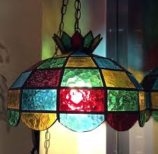 stained glass chandelier spectacular in decorating home ideas with outdoor lighting patterns