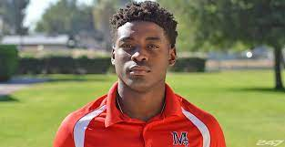 Leonard Glass, College of the Sequoias, Running Back