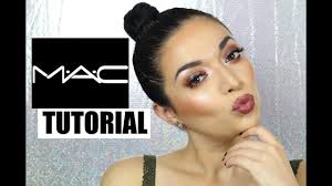 one brand makeup tutorial mac cosmetics