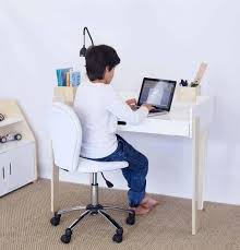 Image Study Table 30 Day Money Backguaranteed Ebay Hip Kids Parker Computer Swivel Chair White Children Study Furniture