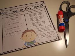 Main Topic Or Main Idea Identifying The Difference Between Key