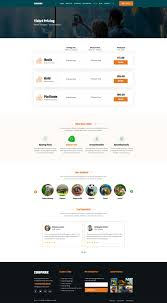 Zoopark Zoo Safari Park Website Html Template By Idealbrothers